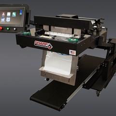 Máquina para fabricar bolsas de polietileno y de embolsado automático Max-Pro 18
